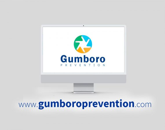 Say hello to the new GumboroPrevention site!